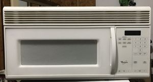 Whirlpool Microwave for Sale in Hilliard, OH
