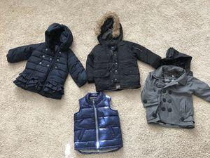 Boys girls outerwear size 2 size 3 winter coat rain jacket for Sale in Virginia Beach, VA