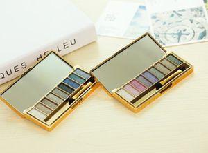 9 colors waterproof makeup Eyeshadow Glitter PAlette with brush for Sale in Philadelphia, PA