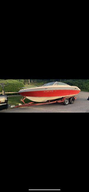 1989 Fourwinns Boat w/ Trailer for sale for Sale in Pittsburgh, PA