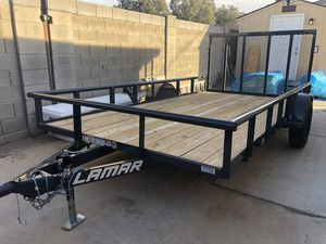 Utility Trailer New for Sale in Phoenix, AZ