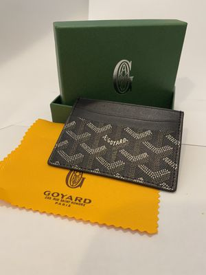 Goyard Card Wallet for Sale in Third Lake, IL