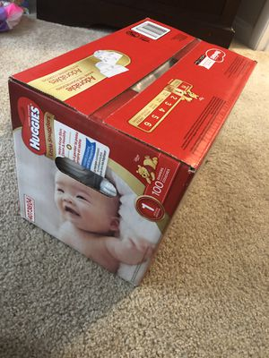 Size 1 diapers for Sale in San Diego, CA