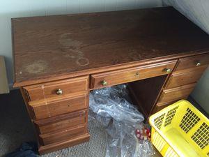 Desk for Sale in Fairmont, WV