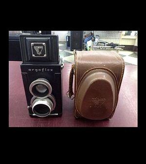 Argus antique camera Argoflex with original case for Sale in Columbus, OH