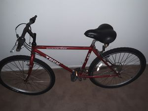 Vintage Trek 830 SHX Suspension Forks Mountain Track Bike. Must go this weekend! for Sale in Clinton Township, MI