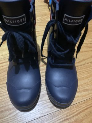 Tommy Hilfiger rain boots for Sale in Brooklyn, NY