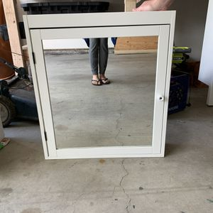 Mirror Cabinet - IKEA Silveran for Sale in Portland, OR