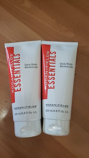 2 brand new rodan & fields daily body moisturizer for Sale in West Hollywood, CA