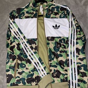 Adidas x Bape Track Jacket for Sale in Boerne, TX