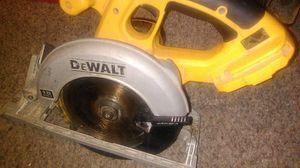 18v cordless skill saw for Sale in Wichita, KS