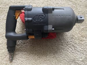 "Ingersoll Rand 3840B2TI Air Impact Wrench 1"" for Sale in Wixom, MI"