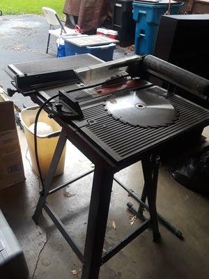 Craftsman table saw for Sale in Arnold, MO