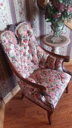 Victorian parlor chairs for Sale in Santa Clarita, CA
