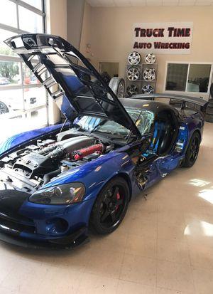 Dodge Viper ACR for Sale in Rancho Cordova, CA