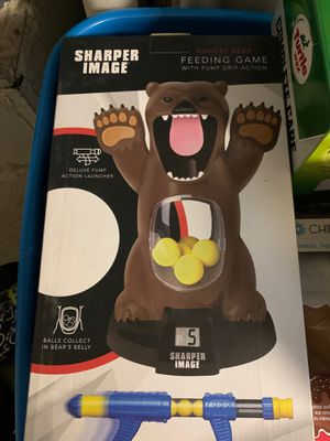 New Sharper Image Hungry Bear Game for Sale in Los Angeles, CA