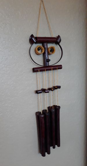 Vintage bamboo wind chime for Sale in Seattle, WA