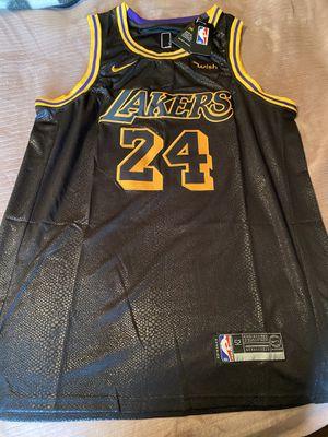 Kobe jersey xl for Sale in Dinuba, CA