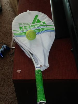 Tennis rackets with ball for Sale in Phoenix, AZ