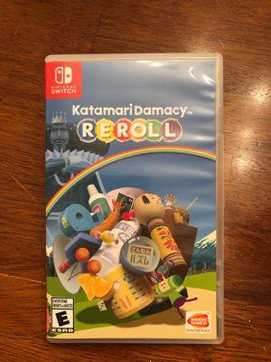 Nintendo Switch Katamari Damacy Reroll Used for Sale in Las Vegas, NV