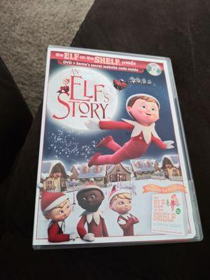 Elf on the shelf DVD for Sale in Menifee, CA