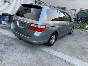 2006 Honda Odyssey EXL leather, sunroof, gps for Sale in The Bronx, NY