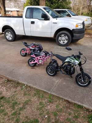 Used, Pocket bike motorcycles for Sale for sale  Stockbridge, GA