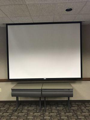 Da-Lite Cosmopolitan Projector Screen for Sale for sale  Woodstock, GA