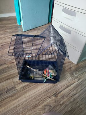 Small bird cage for Sale in San Jose, CA