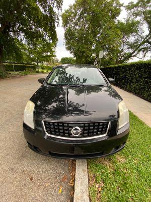 2008 Nissan Sentra Black Color. 90K miles for Sale in Miami, FL
