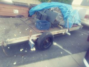 18x8 Trailer For Sale Cheap Price Need To Pick Up El Monte 700$ obo for Sale in Los Angeles, CA