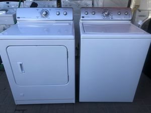 Maytag washer and gas dryer for Sale in San Marcos, CA