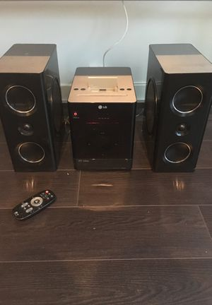LG Speaker System for Sale in Chicago, IL