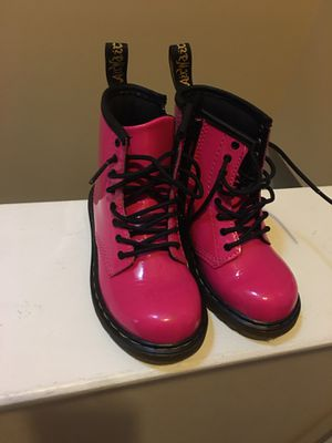 Dr Marten Boots (Toddler) Girl.. for Sale in Catonsville, MD