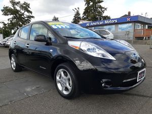 2011 Nissan LEAF for Sale in Tacoma, WA