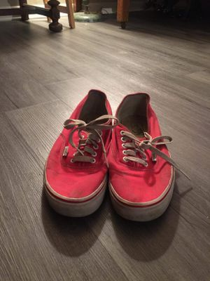 Vans an chucks size 10 men going for 20 each for Sale in Columbus, OH