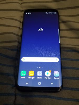 *64 GB Samsung Galaxy S8 W-Charger & Case* for Sale in Ellenwood, GA