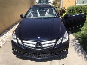 2011 Mercedes Benz E550 coupe for Sale in Downey, CA