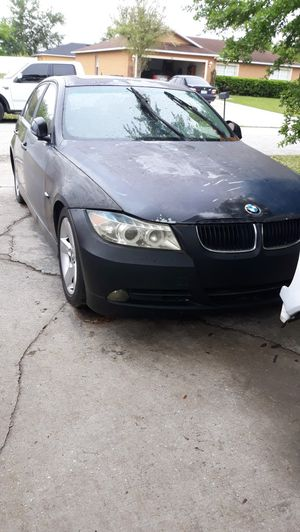 Bmw 325 06 ...selling parts o complet car for Sale in Kissimmee, FL