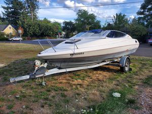 Bayliner boat with trailer for Sale in Portland, OR