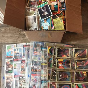 Late 80s And Early 90s Baseball Cards for Sale in Clarksville, TN