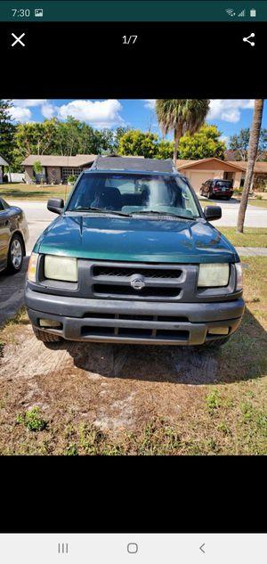 Nissan xterra 2001 for Sale in Port Richey, FL