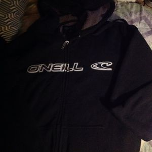 Men's Large sweat jacket with hoodie for Sale in Las Vegas, NV