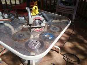 Porter Cable Skill saw for Sale in Big Bear Lake, CA