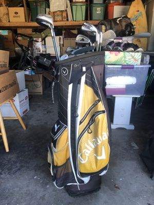 Golf clubs for Sale in La Habra, CA