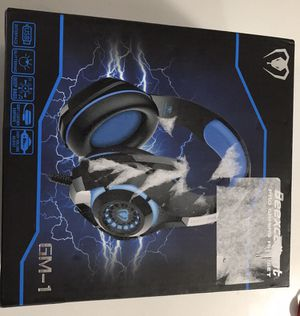BEEXCELLENT PRO GAMING HEADSET for Sale in Woodbridge Township, NJ