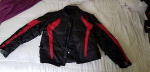 Motorcycle jacket, helmet, gloves for Sale in Jupiter, FL