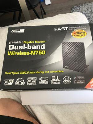 ASUS RT-N65U Router for Sale in Northglenn, CO