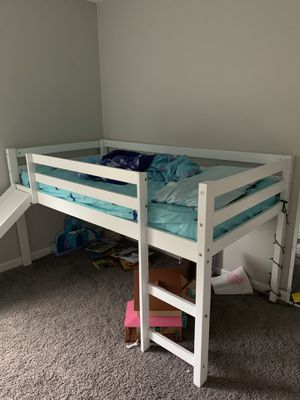 Twin size bed for Sale in St. Peters, MO