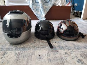 Motorcycle/moped helmets for Sale in Portland, OR